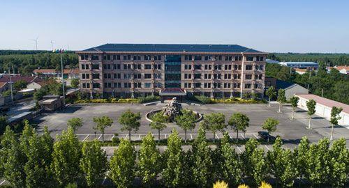 公司总部新建大楼